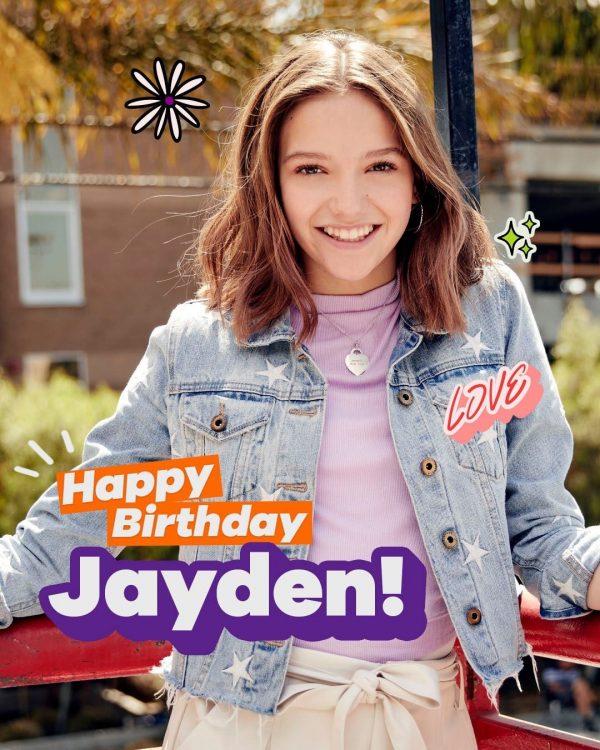 Jayden Bartels Got Social 23