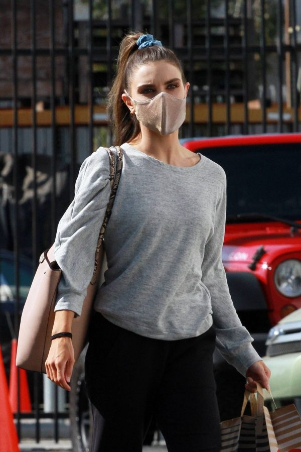 Jenna Johnson Arriving at the dance studio Friday in Los Angeles 13