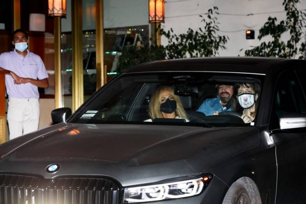 Jennifer Lopez Spotted at Sunset Tower Hotel in West Hollywood 13