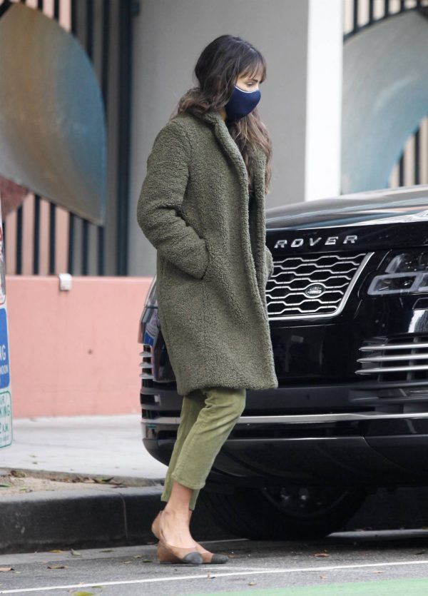 Jordana Brewster Spotted while out in Santa Monica 02
