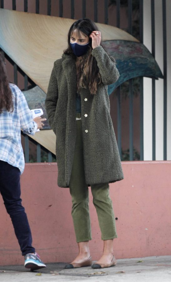 Jordana Brewster Spotted while out in Santa Monica 04