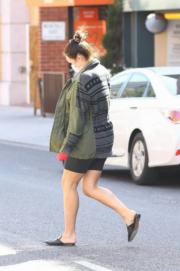 Katharine McPhee Spotted while out in Los Angeles 05