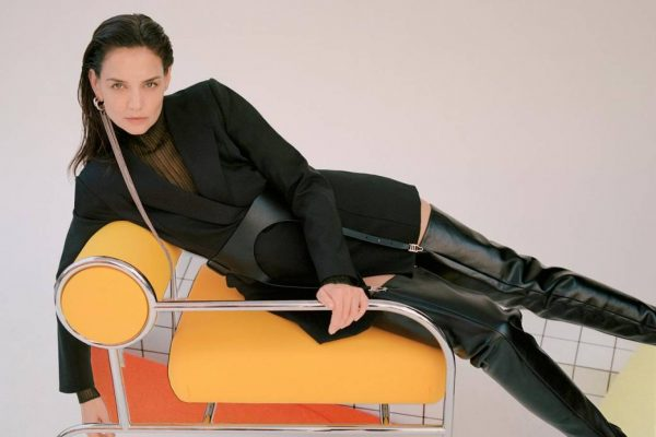 Katie Holmes Vogue Magazine Australia November 2020 issue 01