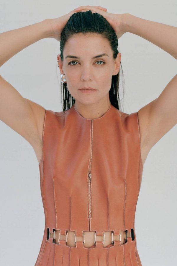 Katie Holmes Vogue Magazine Australia November 2020 issue 03