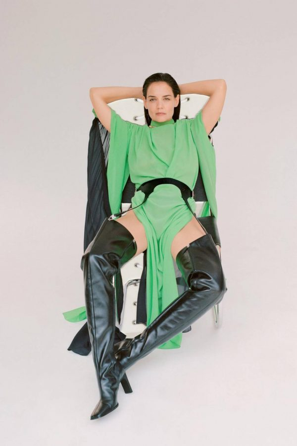 Katie Holmes Vogue Magazine Australia November 2020 issue 05