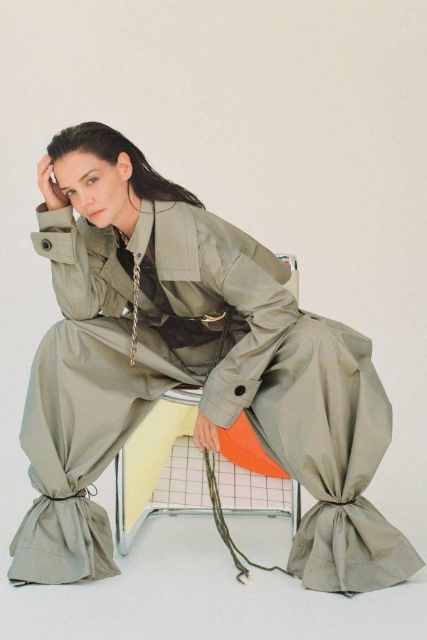 Katie Holmes Vogue Magazine Australia November 2020 issue 06