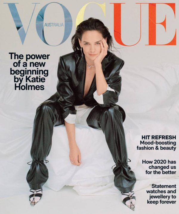 Katie Holmes Vogue Magazine Australia November 2020 issue 07