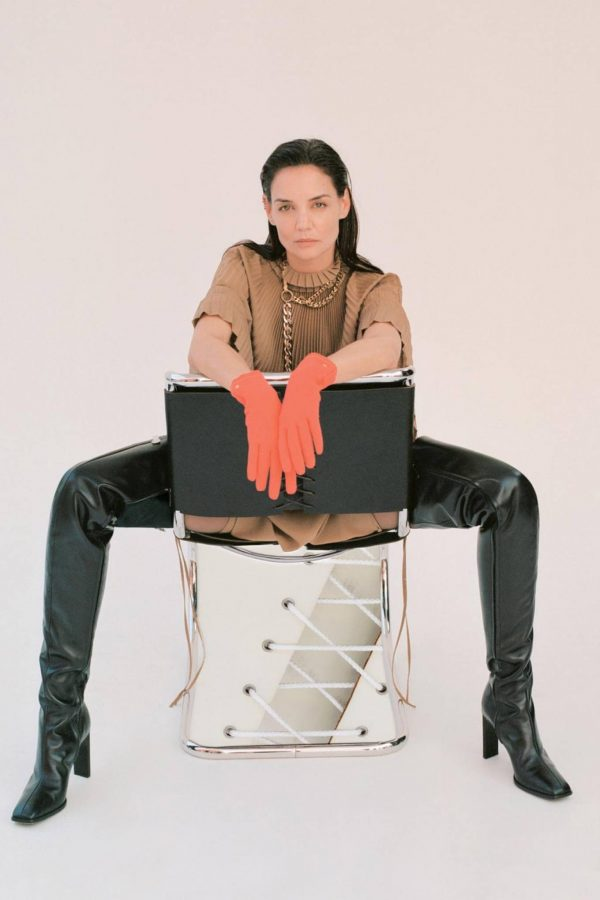 Katie Holmes Vogue Magazine Australia November 2020 issue 08