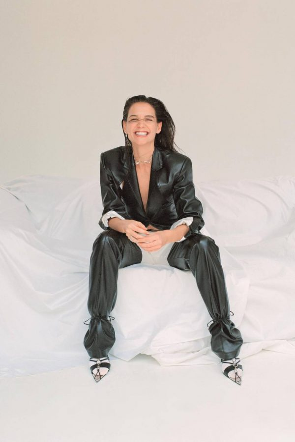 Katie Holmes Vogue Magazine Australia November 2020 issue 10