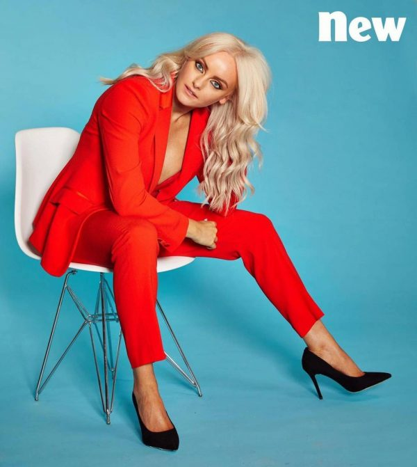 Katie McGlynn New Magazine 2020 shoot 01
