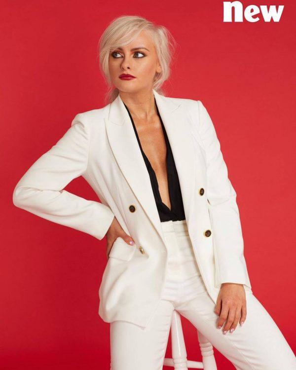 Katie McGlynn New Magazine 2020 shoot 02