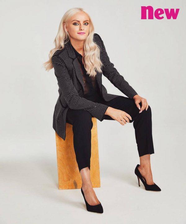 Katie McGlynn New Magazine 2020 shoot 03