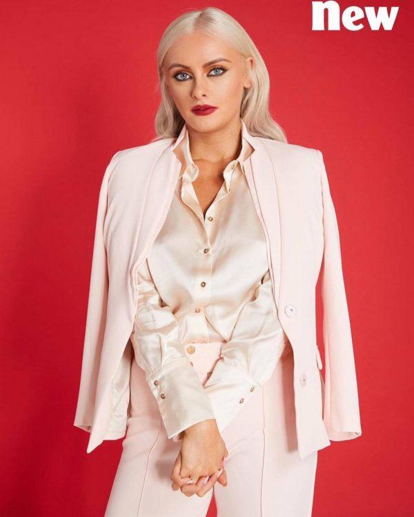 Katie McGlynn New Magazine 2020 shoot 04