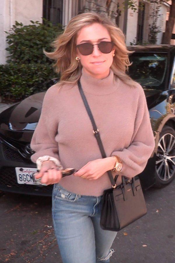 Kristin Cavallari Seen outside Nine Zero One Salon in West Hollywood 01