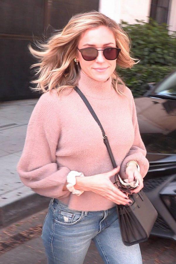 Kristin Cavallari Seen outside Nine Zero One Salon in West Hollywood 03