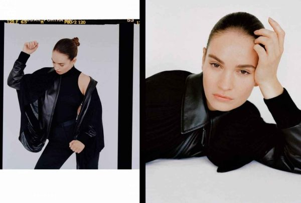 Lily James The Laterals Magazine Winter 2020 Issue 05 07
