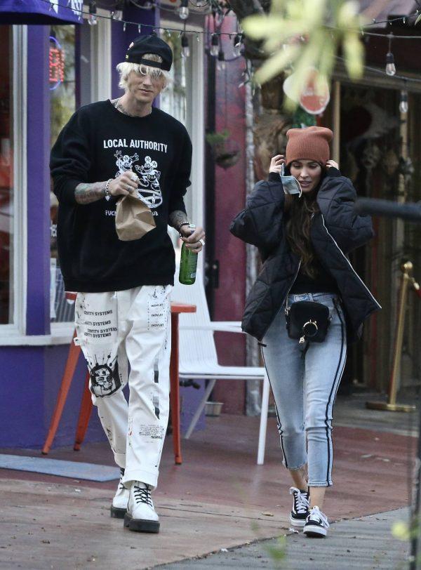 Megan Fox Seen out in Studio City 03