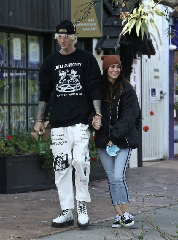Megan Fox Seen out in Studio City 04