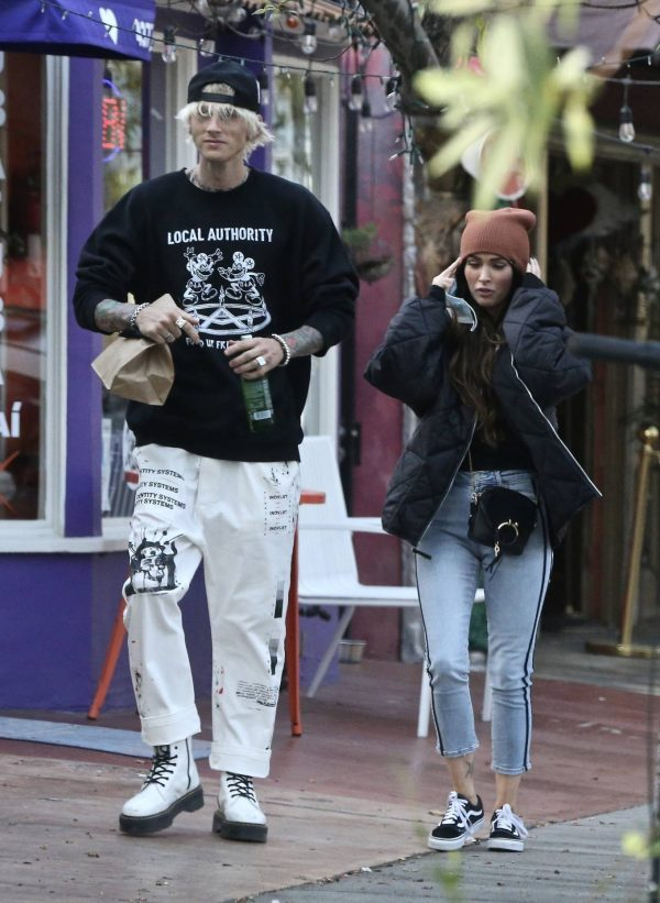 Megan Fox Seen out in Studio City 05