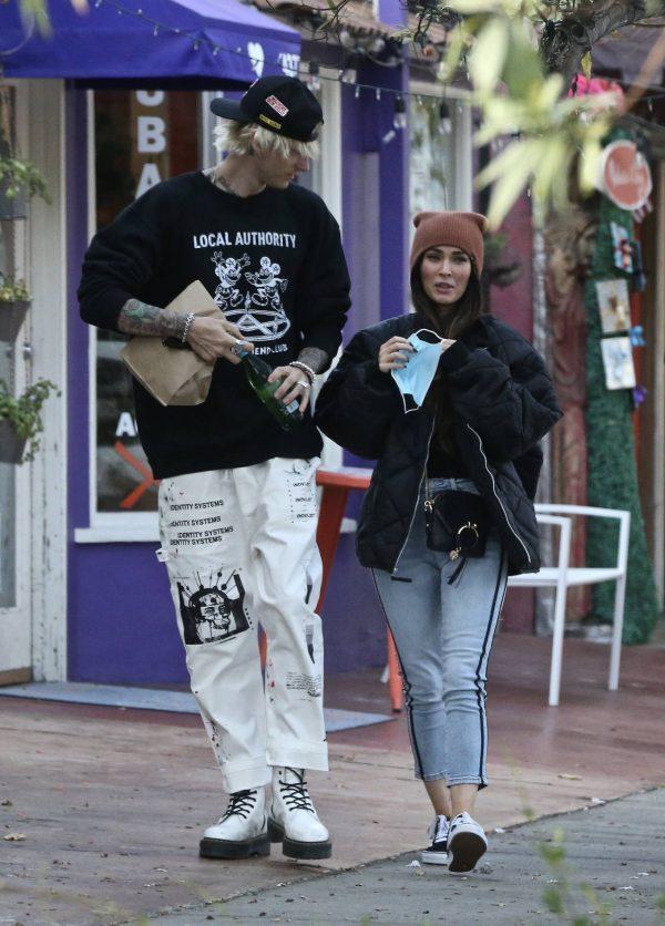 Megan Fox Seen out in Studio City 07