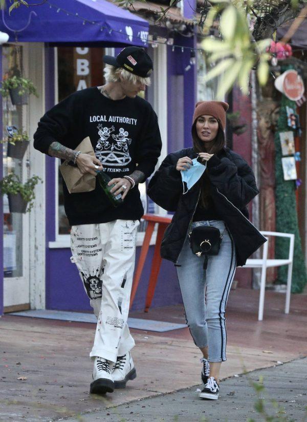 Megan Fox Seen out in Studio City 08