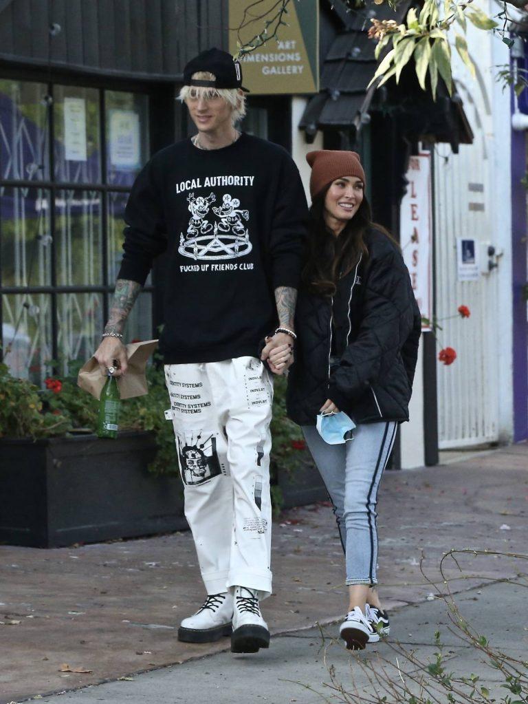 Megan Fox Seen out in Studio City 12