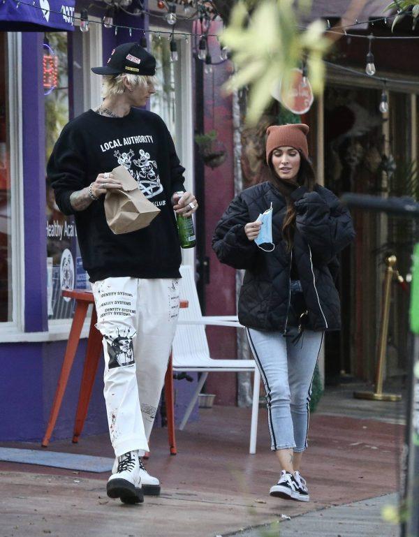 Megan Fox Seen out in Studio City 13