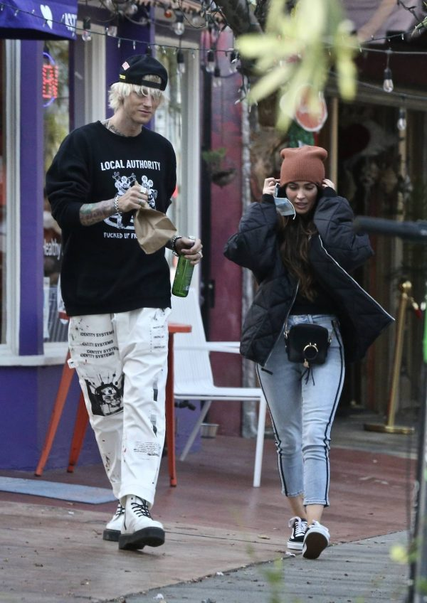 Megan Fox Seen out in Studio City 14