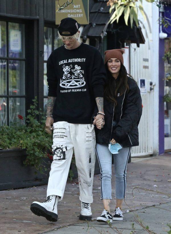 Megan Fox Seen out in Studio City 17