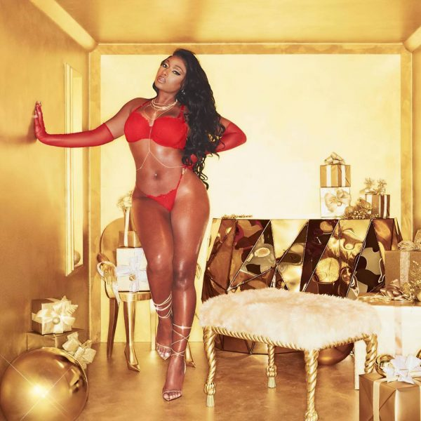 Megan Thee Stallion New Holiday 2020 Campaign 07