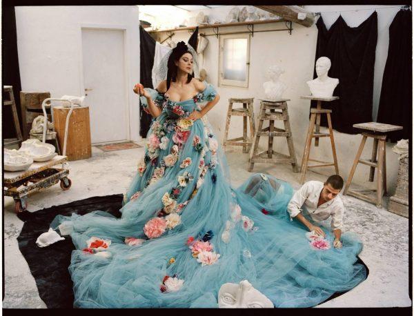 Monica Bellucci Vogue Magazine Italia November 2020 issue 04