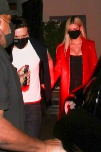 Nicola Peltz Seen after dinner at Craigs in West Hollywood 06