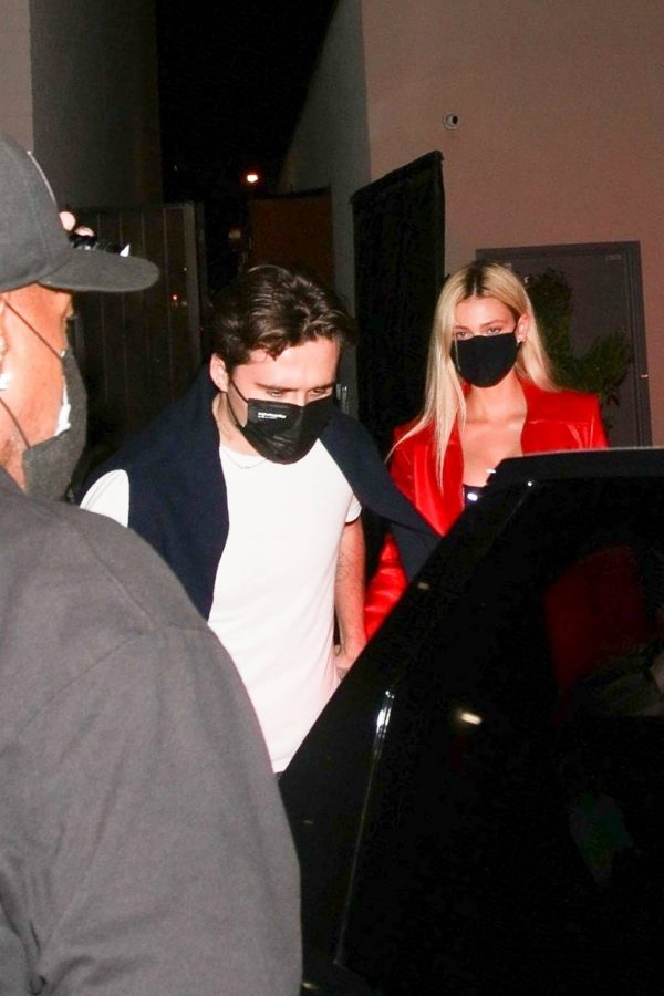 Nicola Peltz Seen after dinner at Craigs in West Hollywood 09