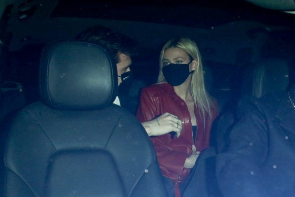 Nicola Peltz Seen after dinner at Craigs in West Hollywood 14