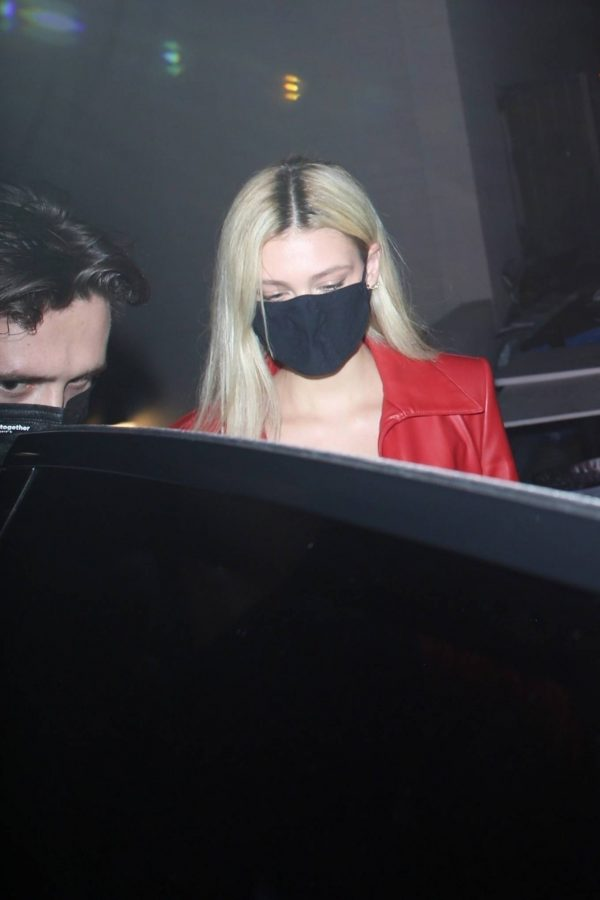 Nicola Peltz Seen after dinner at Craigs in West Hollywood 26