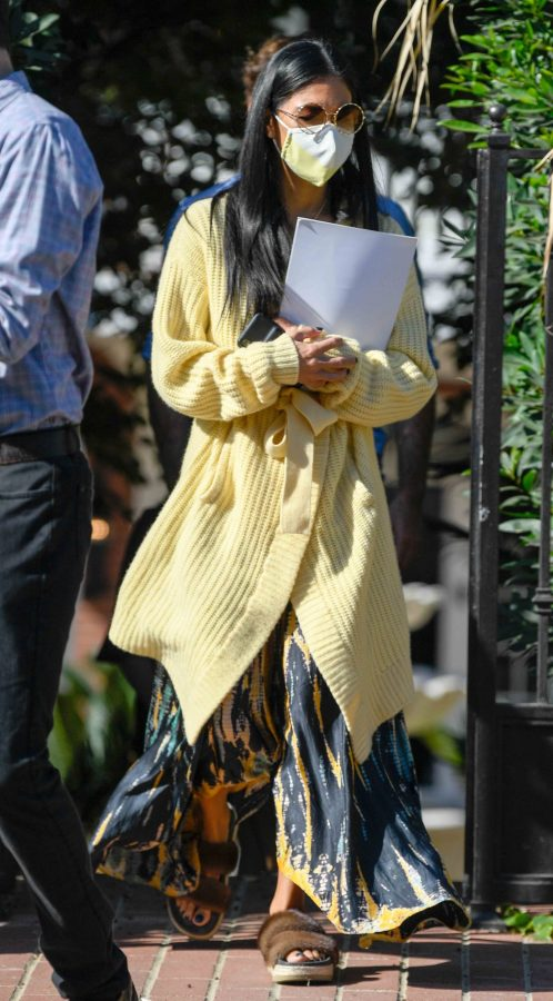 Nicole Scherzinger and Thom Evans House Hunting in Los Angeles 04