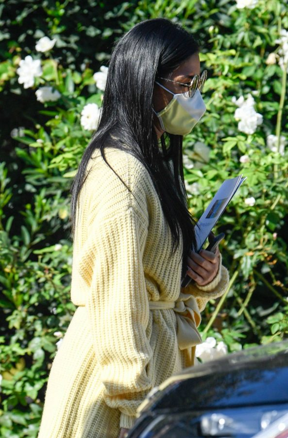 Nicole Scherzinger and Thom Evans House Hunting in Los Angeles 13