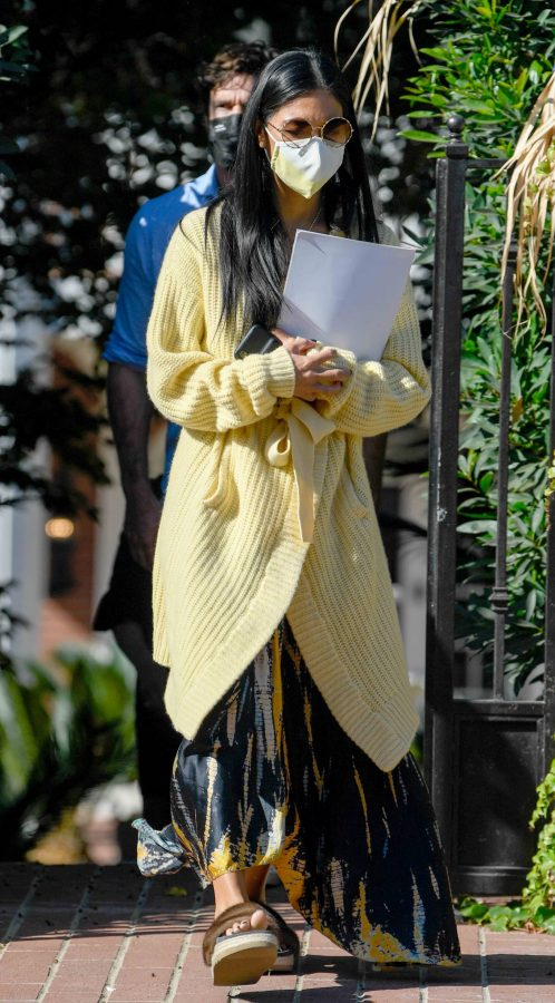 Nicole Scherzinger and Thom Evans House Hunting in Los Angeles 14