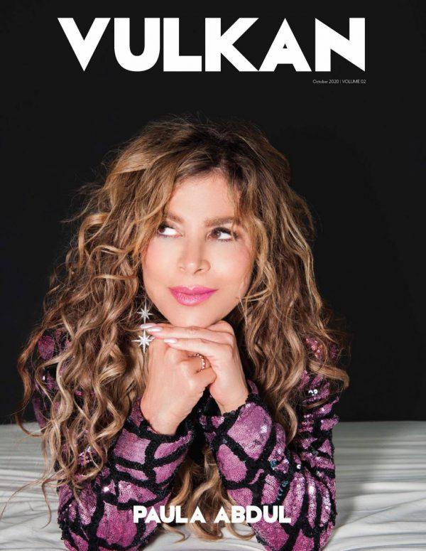Paula Abdul Vulkan Magazine October 2020 issue 02