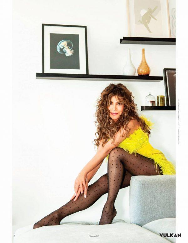 Paula Abdul Vulkan Magazine October 2020 issue 10