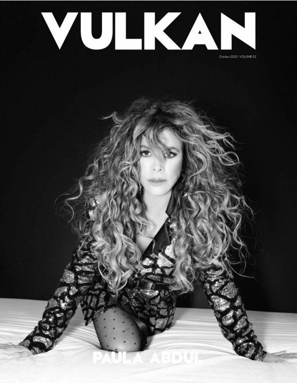 Paula Abdul Vulkan Magazine October 2020 issue 11