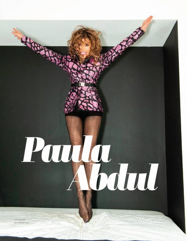 Paula Abdul Vulkan Magazine October 2020 issue 14