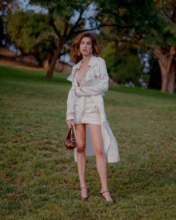 Rainey Qualley Emma Isabella Bassill shoot for Hunger November 2020 02