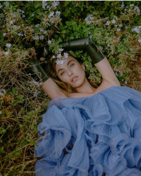 Rainey Qualley Emma Isabella Bassill shoot for Hunger November 2020 06