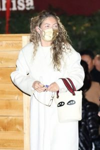 Rebecca Gayheart Enjoy a late night dinner in Beverly Hills 01