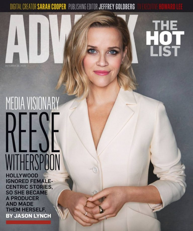 Reese Witherspoon Adweek Magazine October 2020 02