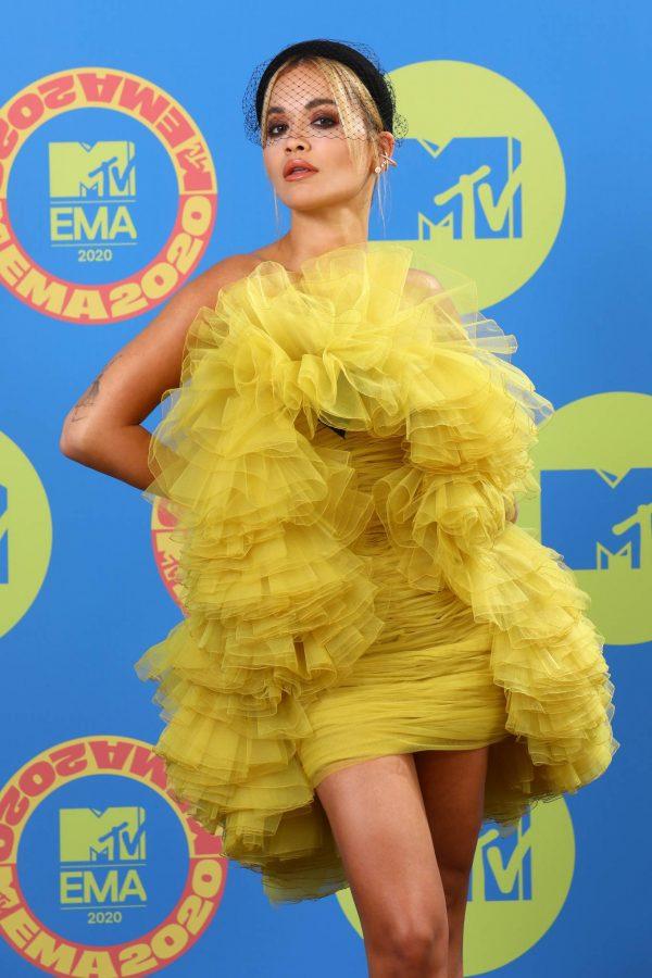 Rita Ora 2020 MTV EMAs in London 19