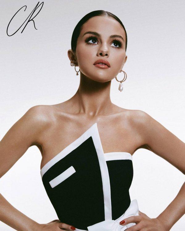 Selena Gomez CR Fashion Book China November 2020 Issue 03