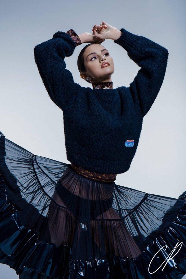 Selena Gomez CR Fashion Book China November 2020 Issue 04