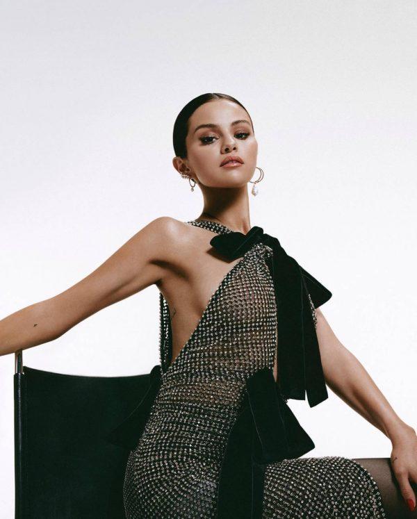 Selena Gomez CR Fashion Book China November 2020 Issue 08